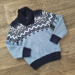 Gymboree sweater 100% cotton size 4